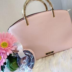 BCBG Pastels Pink Handbag